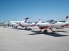 Check out the cool airplanes on our ramp